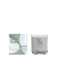 Botanical Candle - Lotus - 180gm