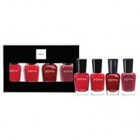 Zoya Nail Polish Gift Pack - Includes 4 Polishes (Quad #4)