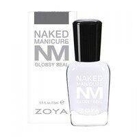 Naked Manicure Glossy Seal Top Coat 15mL by Zoya